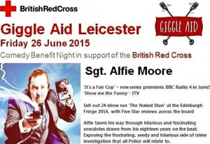 Red Cross Giggle Aid Leics June 15